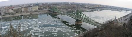 Budapest, Freedom Bridge