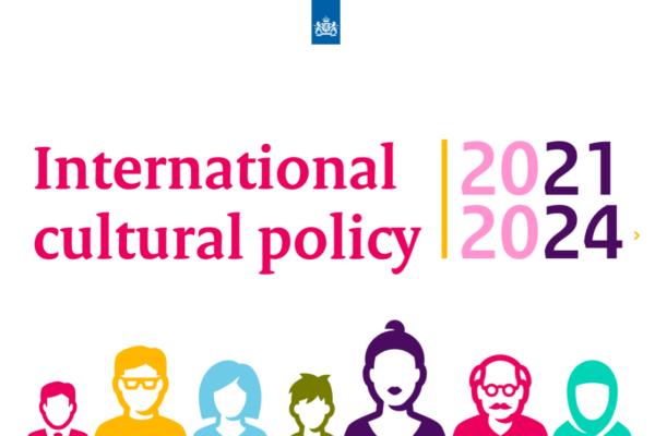 Dutch framework international cultural policy 2021-2024
