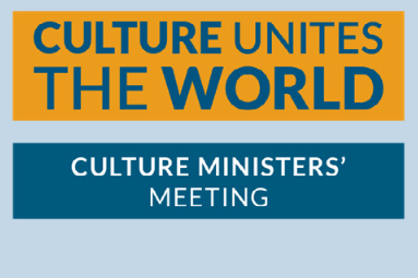 First G20 Culture Ministers' Meeting in Rome